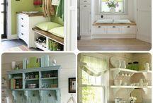 *Home Spaces / by Linda Diane Martinez-Fenley