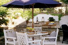 Patio furniture  / by Barbie Shuck