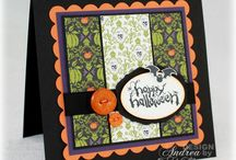 Cards-Halloween / by Amber Howard
