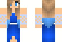 Minecraft skinek
