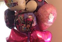 Birthday Balloon Bouquets / Send a birthday balloon bouquet from http://www.amysballoons.com Text/Call your Order Request or theme pictures to (347) 873-4913 and get an immediate response.