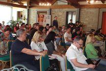 Passignano sul Trasimeno 2012 / Anno 2012 – Passignano sul Trasimeno (Perugia). La crisi si fa sentire ma non possiamo rinunciare alla convetion…