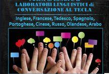 LABORATORI LINGUISTICI DI CONVERSAZIONE / Corsi di sola conversazione! 5,00 all'ora