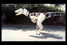 Make a Velociraptor  / by Stan Winston School