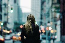 Women city photo ideas
