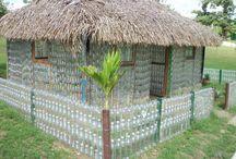 Бутылки пластиковые
