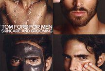 skincare men
