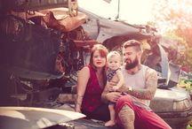 Tattoo  amor de Geração / Contraste de um amor que não se mede ..  By Missa