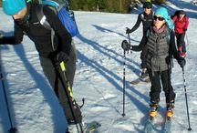 Skitouring | Kursy | Szkolenia | Wyjazdy | Obozy / Instruktor Skitouringu | Sławomir Bączek