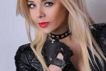 Dominika Makarová photomodel