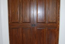 Millworks / MDL designs cabinets, vanities, built-ins, closets, interior and exterior doors, and furniture.  We use AutoCAD to produce drawings for millwork shops.