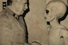 UFO / Aliens
