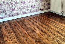 Wood flooring ideas