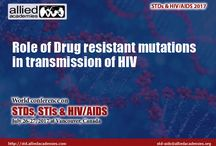World Conference on STDs, STIs & HIV/AIDS / Allied Conferences invites all the participants from all over the world to attend 'World Conference on STDs, STIs & HIV/AIDS' which includes prompt Keynote Presentations, Special Sessions, Workshops, Symposiums, Oral talks, Poster Presentations and Exhibitions.