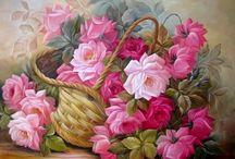 pin flores