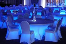 LED Furniture / Our stunning range of LED furniture