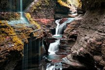 waterfalls / by Barbara Haley