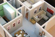 apartamentos bonitos