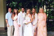 Wedding Maui 2014 / Wedding hair
