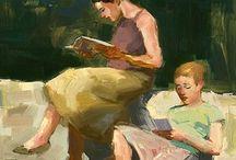 boeken & lezers / lezers van boeken
