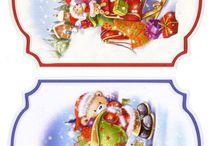 vianočne obrazky