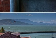 San Francisco Maritime Museum Wedding / by Sasha Yevelev