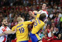 Dawid Gaszyński / EHF Euro 2016 / EHF Euro 2016 www.gaszynski.pl Dawid Gaszyński