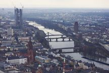 frankfurt am main / the best place to live in