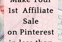 Pinterest affiliate