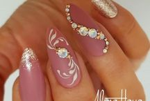 3d nail stones