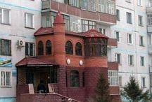 Русские балконы