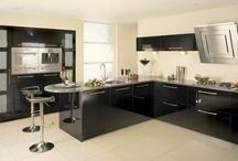 Finished kitchens
