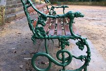 Benches / by Sharon Ross