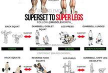 Cviky stehná