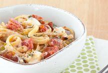 Pasta dish / by Joyce Fiorito