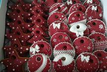 Vánoční perníčky Chrismas cookies
