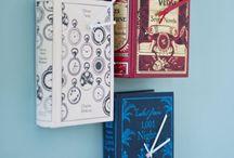 relojes libros
