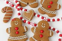 Christmas cookies / Gingerbread Man