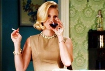 mad men and wine / it's not just about the cocktails (grapefriend.com/2012/03/23/why-they-dont-drink-wine-on-mad-men) / by grapefriend.com