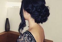 SRF Hairstyles / Hochsteckfrisuren / lockere Stylings / Frisuren / Updo / hairstyles