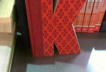 make you own letters