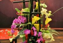 Fleurop Interflora World Cup / Held every four years, this event is the most prestigious competition in floristry and floral art.  Here you can find back the picture from all competitors for 2010 & 2015