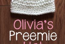 Prem baby crochet