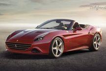 Ferrari / by Seattle Auto Show - #seattleautoshow