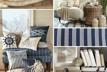 navy home deco