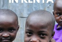 Dreaming about Kenya