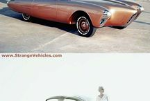 Strange Stuff on Wheels / All sizes and Shapes of Cars, Trucks, Boats, Motorcycles, etc. / by StrangeCosmos