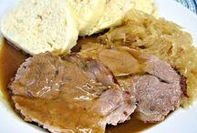 Klasická česká jídla