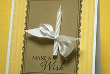 DIY Card Ideas / by Linda Marlowe