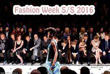Fashion Week S/S 2016
